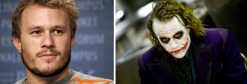 هیث لجر (Heath Ledger)