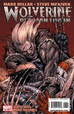 کمیک ولورین - old man logan- دانلود قسمت پنجم