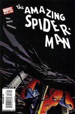 مارکوس مارتین - مرد عنکبوتی