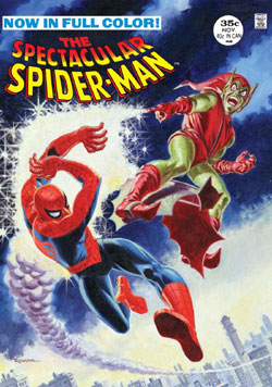 كميك Spectacular Spider-Man Magazine