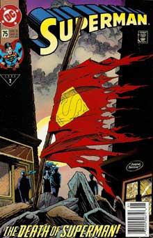 مرگ سوپرمن (The Death of Superman)