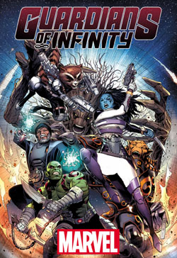 Guardians of Infinity کمیک