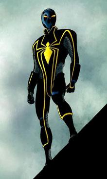 نسخه دوم لباس زرهی مرد عنکبوتی