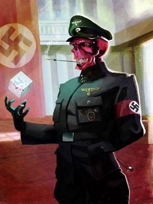 رد اسکال (Red Skull)