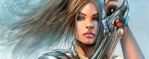 عكس witchblade