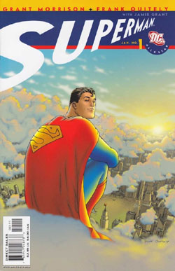 كمیك All-Star Superman