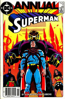 شماره 11 كمیك Superman Annual