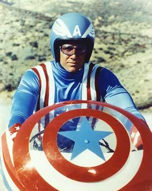کاپیتان امریکا دهه 70
