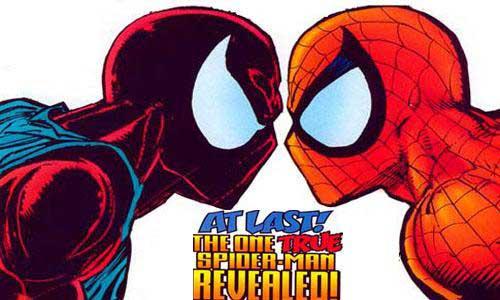 كلون هاي مرد عنكبوتي