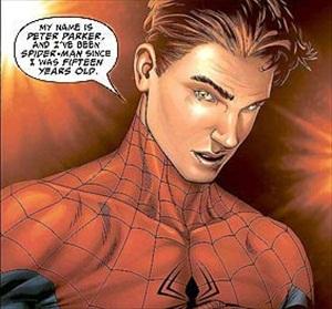 جنگ داخلی مرد عنکبوتی
