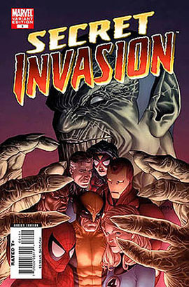 تهاجم مخفی (Secret Invasion)