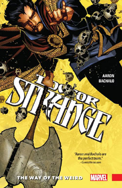 9- The Way of the Weird (Dr Strange Vol. 4 #1-5) کمیک بوک