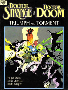 کمیک Triumph & Torment