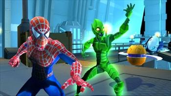 بازی دوست و دشمن مرد عنکبوتی