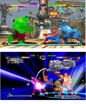 بازی MARVEL VS. CAPCOM 2: NEW AGE OF HEROES