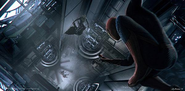 مرد عنکبوتی بر علیه گرین گابلین