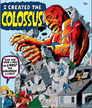 کلاسوس (The Colossus)