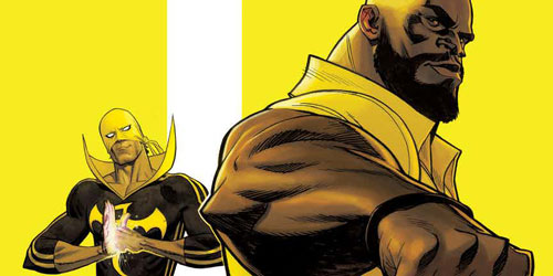 «لوک کیج» و «آیرون فیست» (Luke Cage & Iron Fist)