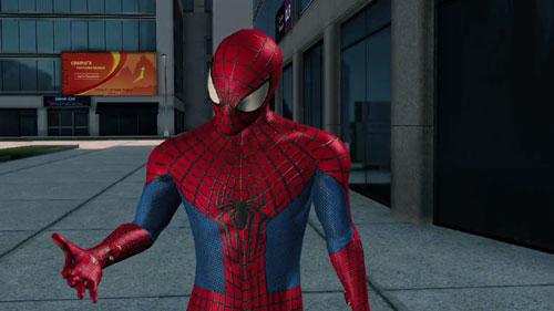 بازی مرد عنکبوتی شگفت انگیز 2 برای گوشی موبایل