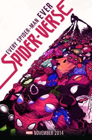 دنیای عنکبوتی - spider verse