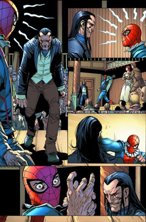 مورلان دشمن مرد عنکبوتی