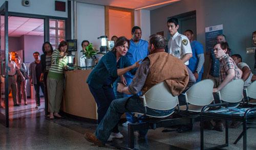 سلی فیلد در نقش زن عموی پیتر پارکر