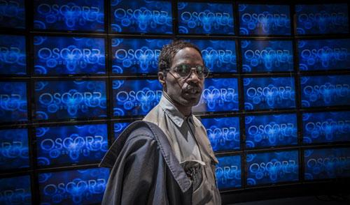 جیمی فاکس در نقش الکترو