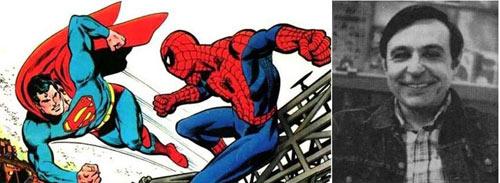 بزرگان تاريخ مرد عنكبوتي