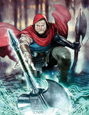 ثور نالایق (The Unworthy Thor)