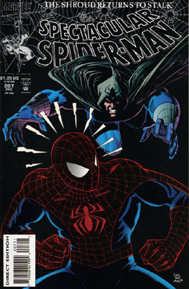 شماره 207 كمیك Spectacular Spider-Man