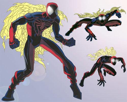 مرد عنکبوتی نامحدود (Spider-Man Unlimited)