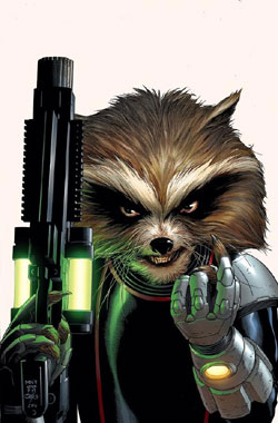 راكت راكون (Rocket Raccoon)