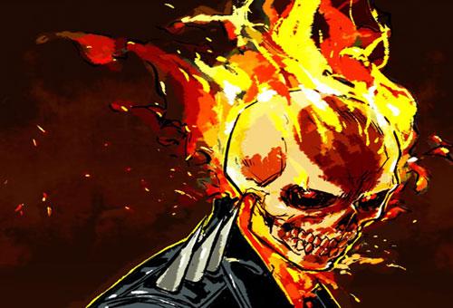 روح سوار (Ghost Rider)