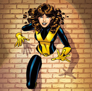 40- كیتی پراید  (Kitty Pryde)