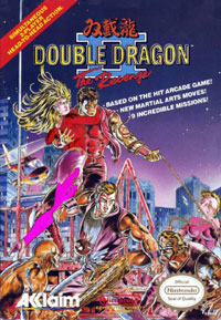 بازی Double Dragon II: The Revenge