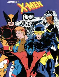 بازی X-Men ارکید