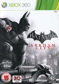 بازی BATMAN: ARKHAM CITY