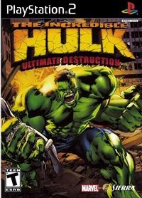 بازی  THE INCREDIBLE HULK: ULTIMATE DESTRUCTION