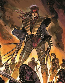 لیدی دث استرایک (Lady Deathstrike)
