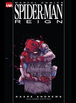 کمیک Spider-Man: Reign