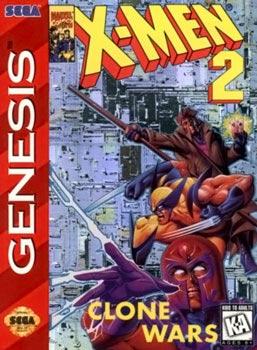 بازی X-MEN 2: CLONE WARS